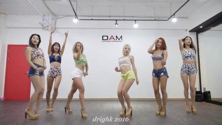 【风车·韩语】Switch《Fiestaloca》性感舞蹈练