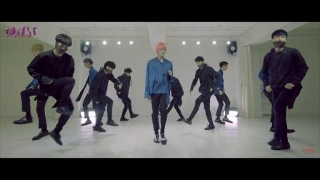 【风车·韩语】NU'EST《Love Paint》舞蹈练习室