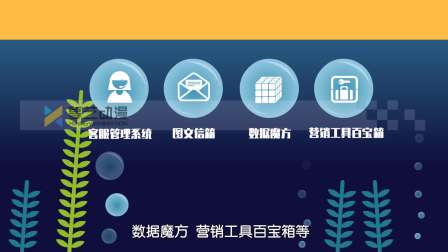 苍鸟宣传动画 飞碟说动画 扁平动画 MG动画 Q版动