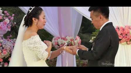 李振国&李莎 weddingday  婚礼MV 喜马拉雅影像工