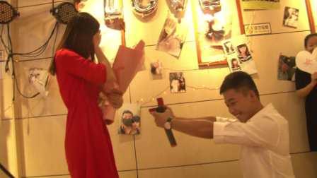 求婚MV摄制,长沙视锦传媒出品