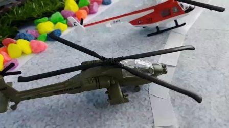 飞机总动员 战斗机、直升飞机、隐形飞机前来报道 准备起飞 飞行工作表演
