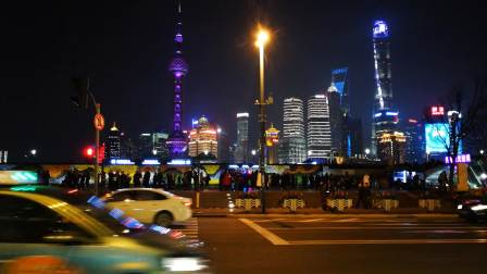 国内旅游自拍纪录片-上海之行