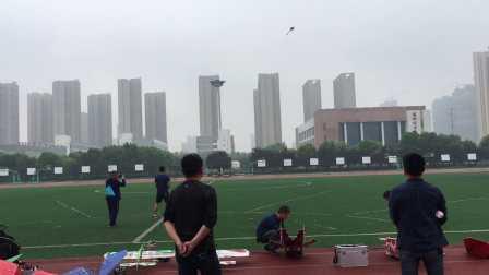 2018亳州航模直升机花式飞行表演(安徽省航模表演队沈国富)