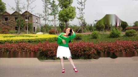 宜阳明萱广场舞 学跳中三 想和你一起慢慢变老 编舞 雨夜