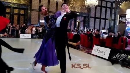 2019.05.05德艺之夜体育舞蹈巨星表演《吴宏博&陆婉莹》