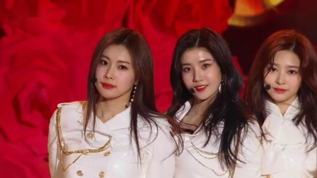 拼盘现场 | IZ*ONE - La Vie en Rose @181210 2018 MAMA in 韩国资源猫
