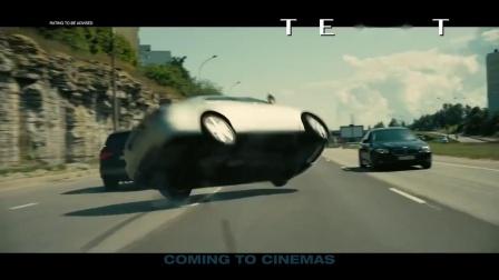 """盗梦空间""""量子冷战""""《信条》国际版电视预告片"""