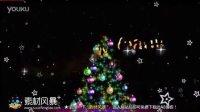 圣诞节AE模板电子贺卡片头素材_53_125