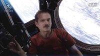 【中字】(意外)好听的来自空间站的歌声