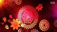唯美古典花纹设计晚会演出LED背景视频素材