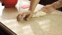 港式菠萝包制作(2)手工揉面