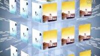 AE高端3D电影相册婚纱MV自动模板01