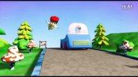 AE儿童3D电影相册[红蜻蜓]自动模版