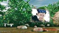 儿童3D艺术电影相册【宝贝永远爱你】AE自动模板