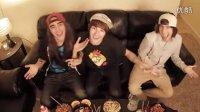 老外搞笑中国食物短片