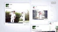 AE婚纱MV[爱情时间线]自动模版59
