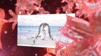 A0095--唯美浪漫婚礼小仙女照片视频展示AE模版