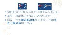 第九节螺杆编程实例-UG四轴数控编程视频教程--B24工作室出品