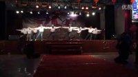 华中科技大学文华学院13级广告专业经典舞蹈串烧,女生妩媚妖娆,男生全无节操!