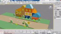 【3D动画教程】01-02-02:3ds max 软件配置和场景概况介绍