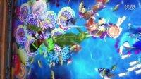 千炮正版专版游戏风火轮II代游戏机视频