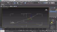 3ds Max 2014 动画教程-20.物体沿路径动画