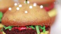 [木呆呆美味]汉堡杯子蛋糕