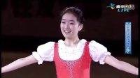 李子君 Zijun Li - 四大洲 4CC 2014 - EX 赛后表演 音乐之声