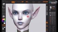 3D游戏角色设计与制作Vol.05-12.顶点颜色贴图和信息烘焙