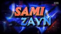 WWE NXT Sami Zayn出场音乐Lower The Boom