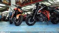 2014 KTM 1290 Super Duke R 香港开箱记