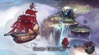 """Clockwork VFX创意动画""""Pirates 101""""精彩制作花絮!"""