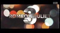 A0010 《罗密欧与朱丽叶Ⅲ》浪漫唯美婚礼爱情片头MV展示AE模板