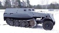 装甲车彩绘
