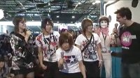 Japan Expoニコニコ動画ブース生放送最終日ゴールデンボンバー