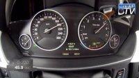 视频: 2014宝马BMW 316i (136hp) Touring 0-200 km-h加速实录