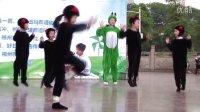 小学课本音乐剧《小蝌蚪找妈妈》 郴州市一完小二年级284班表演