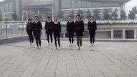 曲阜舞动人生广场舞《都是为了爱》QQ;100266291