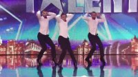 [杨晃]骚到爆  法国妖男编舞大师Yanis最新2014英国达人秀热舞完整现场