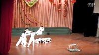 葵城中学2014艺术节《武出精彩》