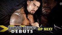 WWE2012.10.31 Roman reigns NXT首秀 击败CJ帕克