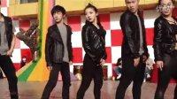 20140503北京欢乐谷街舞大赛 齐舞 tfboys易烊千玺
