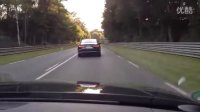 A Lap of Le Mans During Race Week In An Audi A8 L TDI