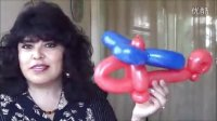 小也魔术气球教程-简易直升飞机_480P