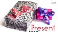 『精美纸盒』折纸教程