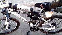 自行车一分钟变电动车,自行车改装 自行车装备