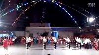 拉丁女子团体舞 海南大学青春舞协