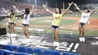 140701 朴姬良&乐天啦啦队 - 美丽!漂亮!
