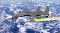3dmax动画作品——导弹发射